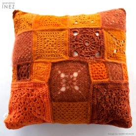 Grandma Inez crafted pillows