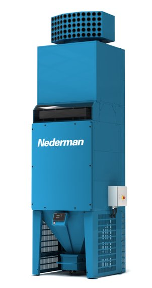 Nederman Air Purification Tower
